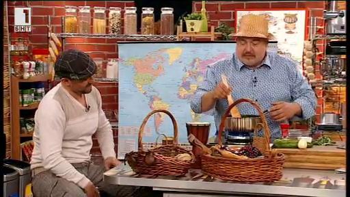 Хавански пури с мед и пияно петле - Бързо, лесно, вкусно - 8 януари 2014