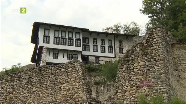 Кордопуловата къща в Мелник