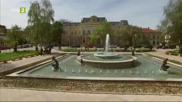 Старото окръжното управление в Русе е днешният Регионален исторически музей