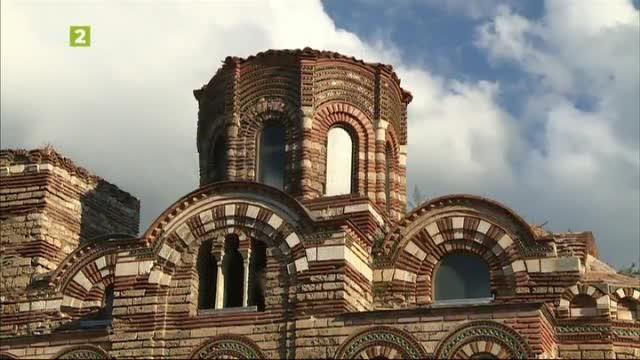 Старият Несебър – учебник по църковна архитектура