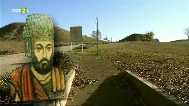 Тракийската гробница в Свещари