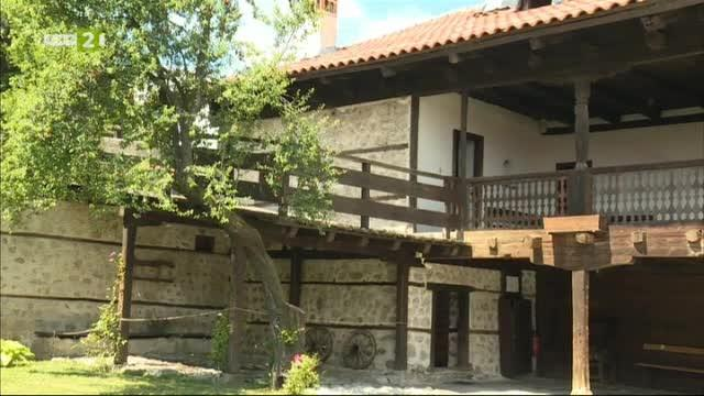 Радоновата къща в Банско