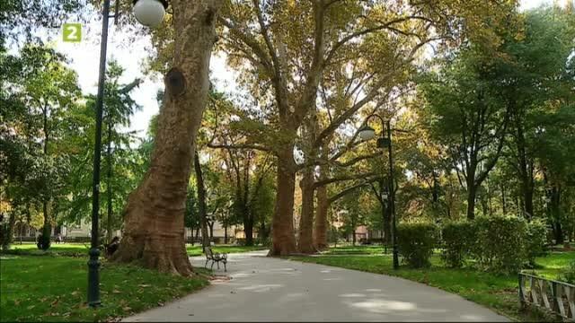 Историята на Цар Симеоновата градина в Пловдив
