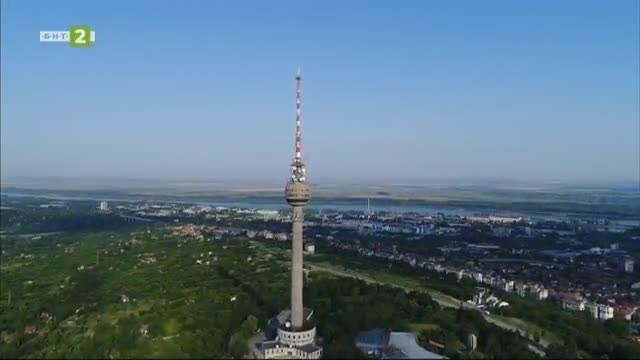 Телевизионната кула в Русе