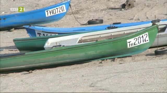 Рибарската махала в Тутракан