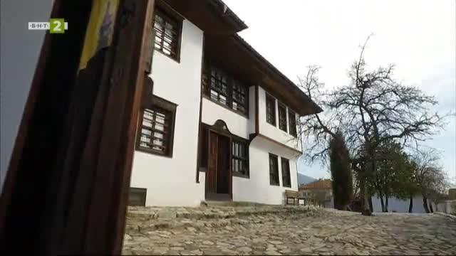Къщата на българския учител Райно Попович