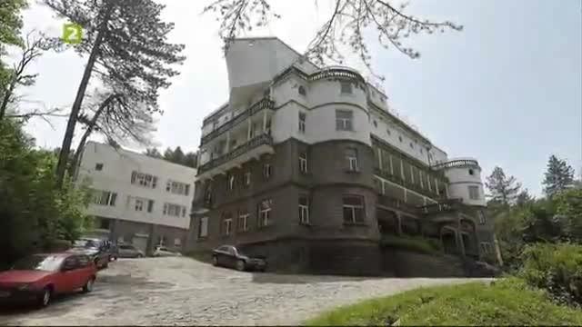 """Парахода"" или белодробната болница в Габрово"