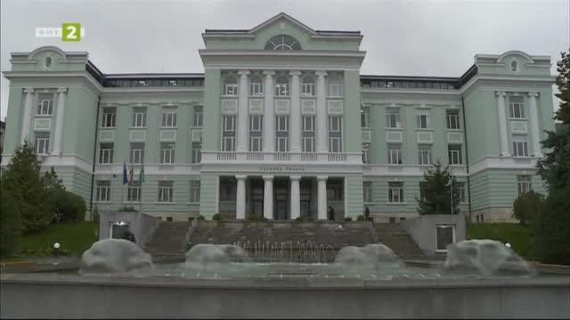 Съдебната палата в гр. Шумен