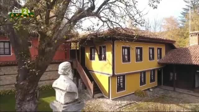 Домът на Любен и Петко Каравелови
