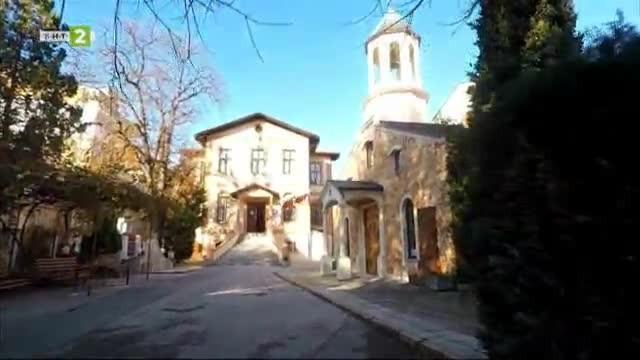 Арменската църква и арменското читалище във Варна
