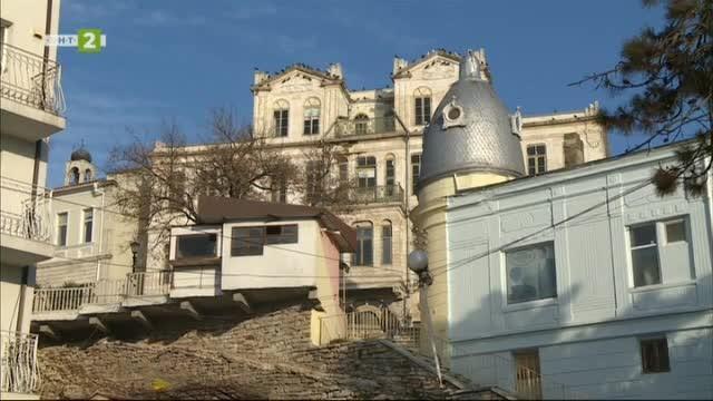 Сградата Дама купа в Балчик