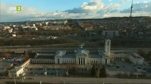 Сградата на Централна ЖП гара - Русе
