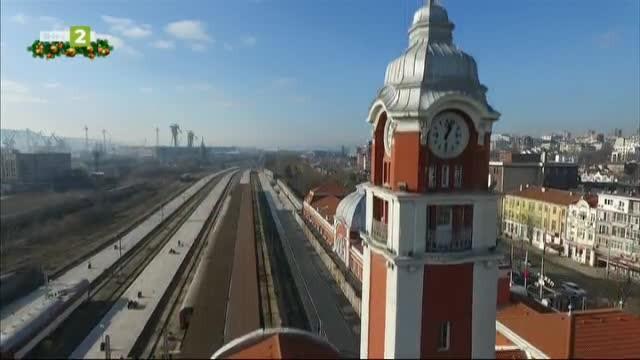 ЖП гарата във Варна