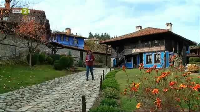 Домът на Димчо Дебелянов в Копривщица