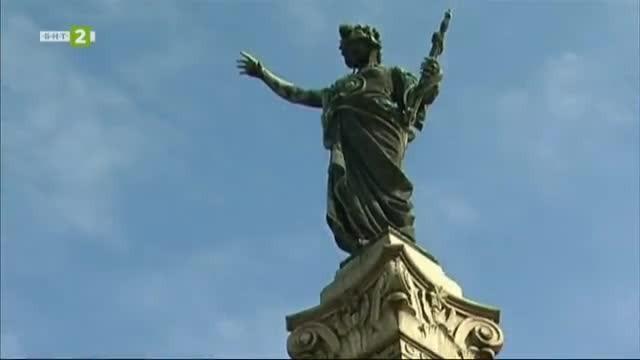 Паметникът на Свободата в Русе