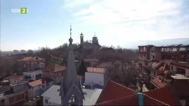 Сграда на Евангелската съборна църква в Пловдив