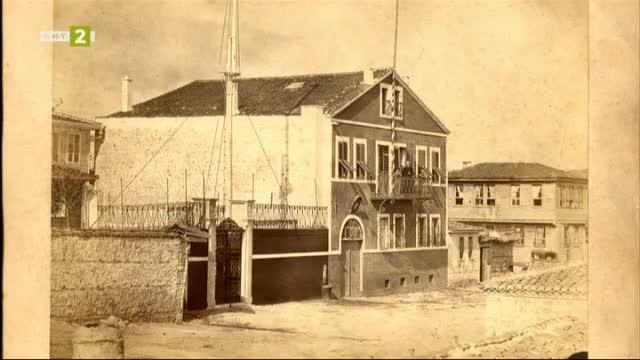 Сградата на Испанското консулство във Варна