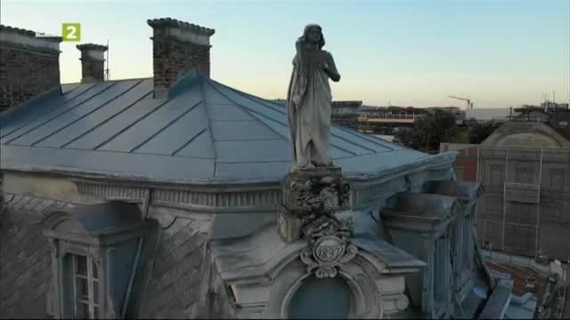 """Сградата на хотел """"Булевард"""" и сладкарница """"Тетевен"""""""