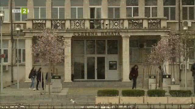 Сградата на Окръжния съд във Варна