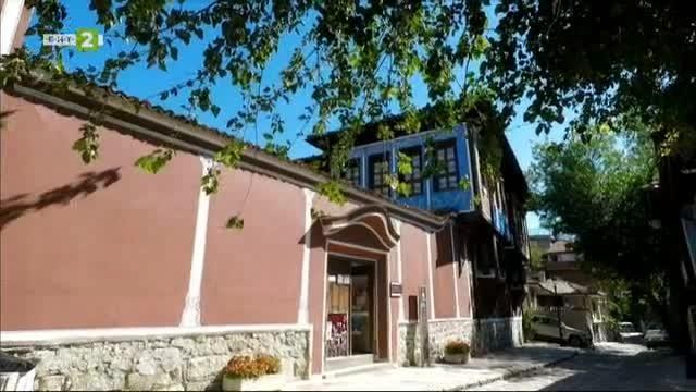 Къщата на Степан Хиндлиян - Пловдив