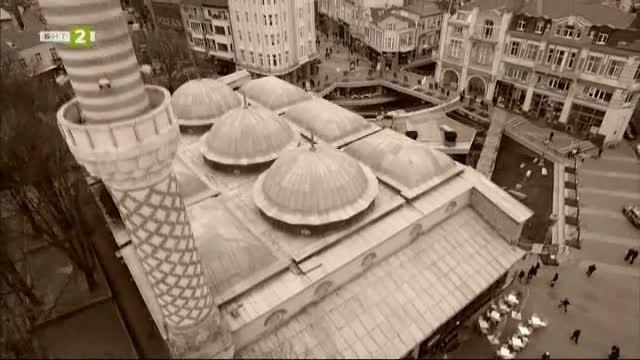 Историята на Джумая джамия и Имарет джамия в Пловдив