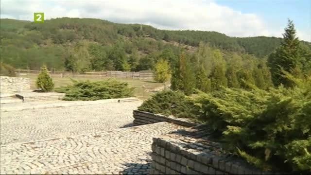 Самуиловата крепост край Петрич