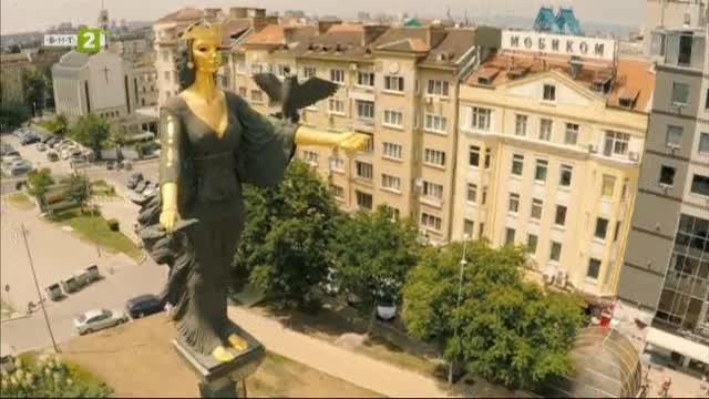 Паметниците в София