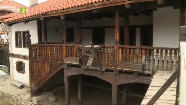 Домът на Неофит Рилски в Банско
