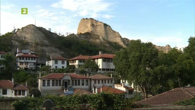 Възрожденските къщи в Мелник