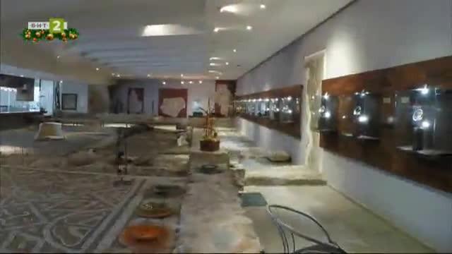 Подлез Археологически в Пловдив