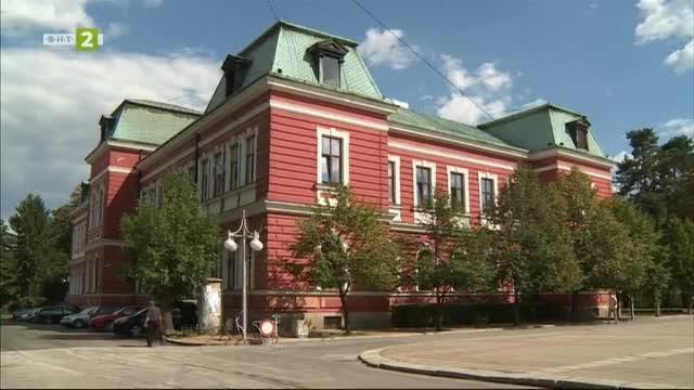 Сградата на община Кюстендил - 1 част