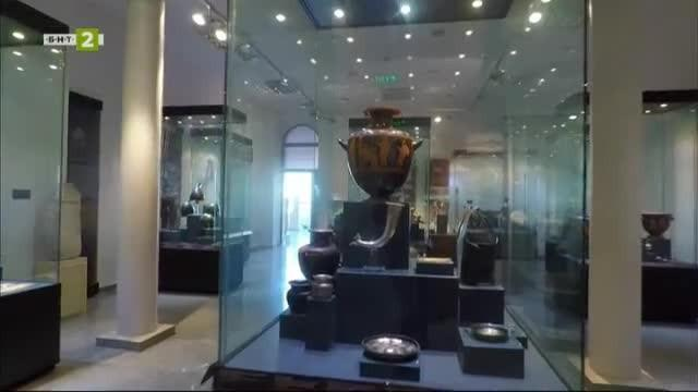 Археологически музей, Пловдив