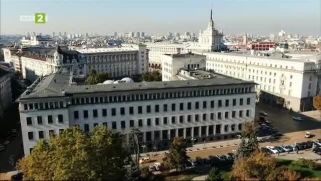 Сградата на БНБ