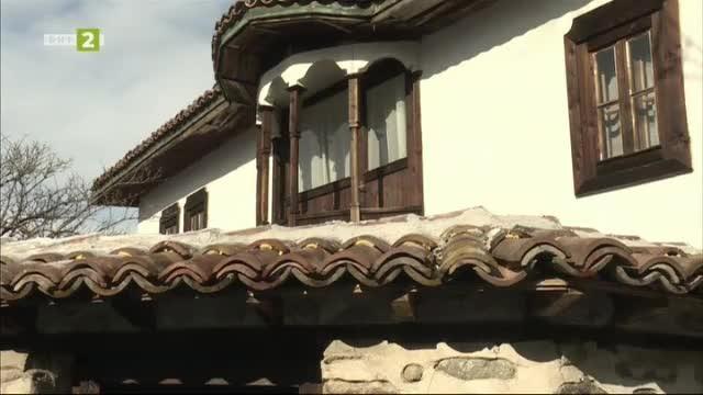 Измирлиевата къща в Благоевград