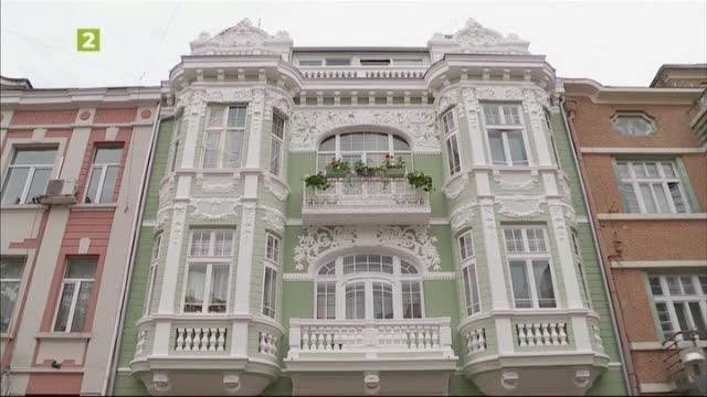 """Къщата на булевард """"Княз Борис № 30 във Варна"""
