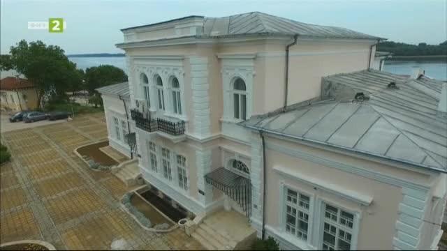 Сградата на Обредния дом и Художествената галерия в Тутракан
