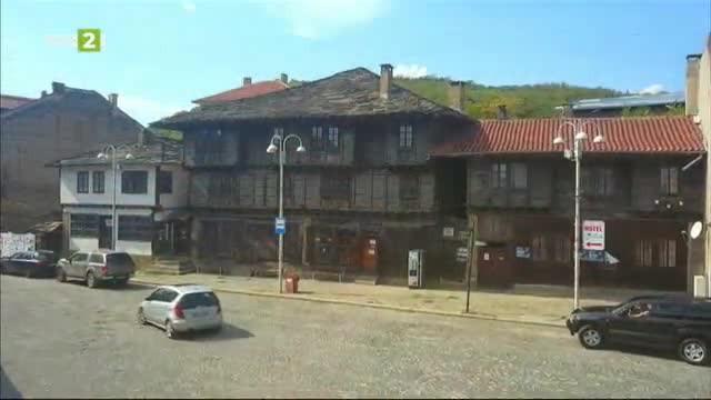 Лафчиевата къща в гр. Дряново