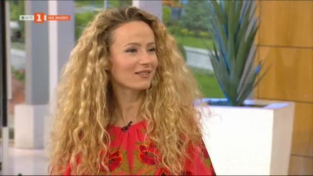 Деси Добрева - певицата с ангелския глас