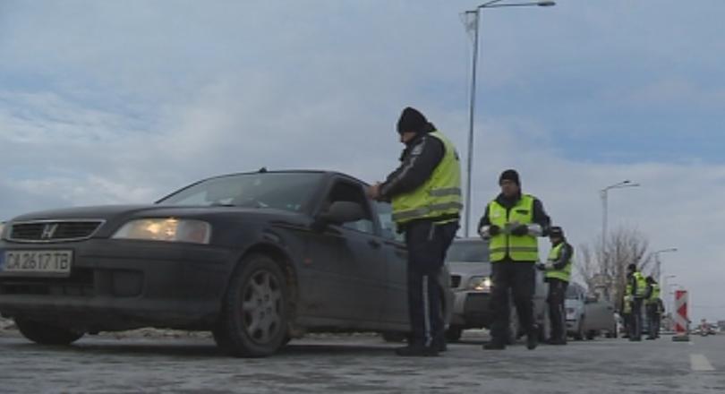КАТ с проверки за готовността на автомобилите за зимния сезон