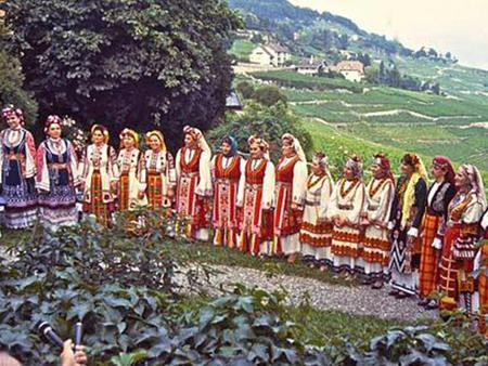 Балканска мелодия
