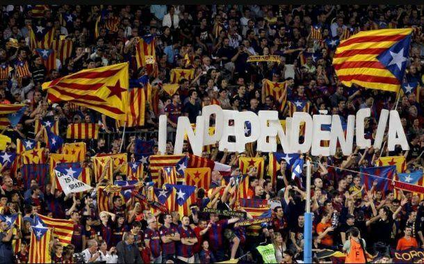 Борбата на Каталуния за независимост