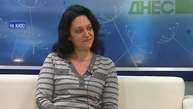 Първо телевизионно интервю на новия изпълнителен директор на фондация Пловдив 2019 Джема Барух
