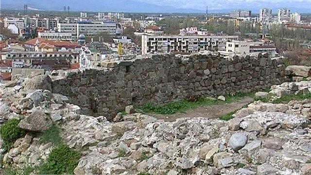 Проектът за реставрация и консервация на Небет тепе и Източната порта
