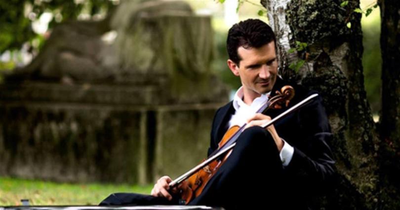 Концерт на Светлин Русев и Софийската филхармония с диригент Максим Ешкенази