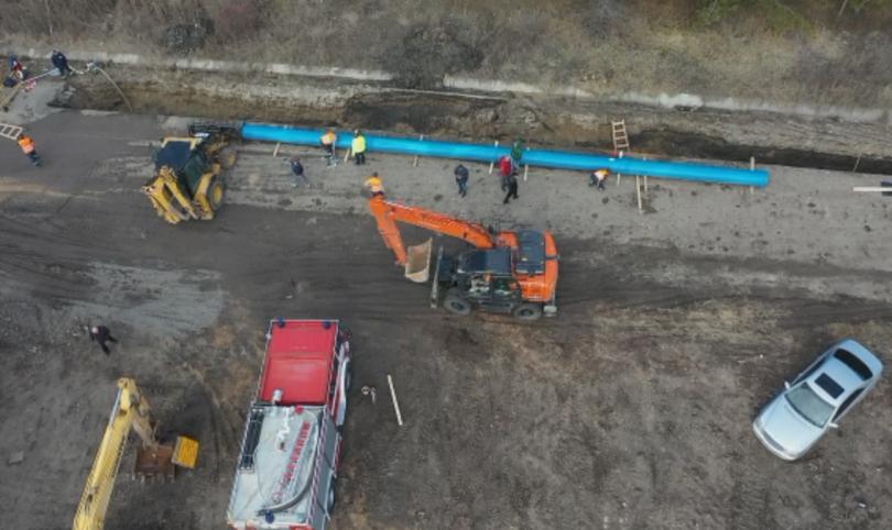 Край на водния режим в Перник