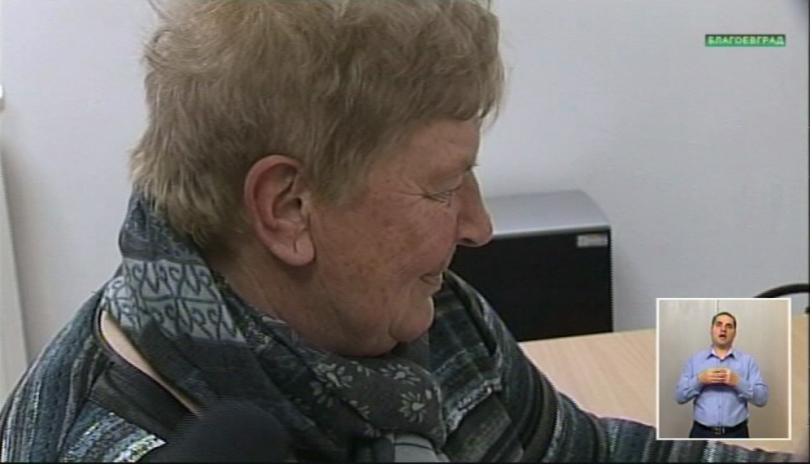 Възстановяването на 70-годишната жена след инсулт