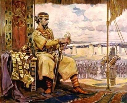 1100 години от битката при Ахелой