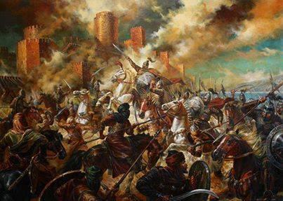 Краят на Средновековна България