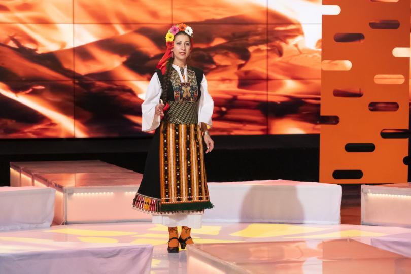 Славеят на Странджа Радостина Йовкова