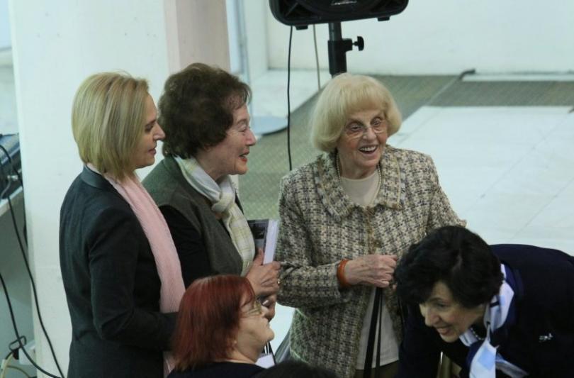 Спомен за Гергина Тончева